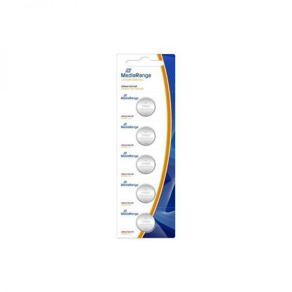 mediarange-cr1620-mrbat130-blister-5t-3v-65mah